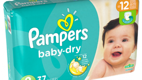 Get Pampers Coupons For Free by mail