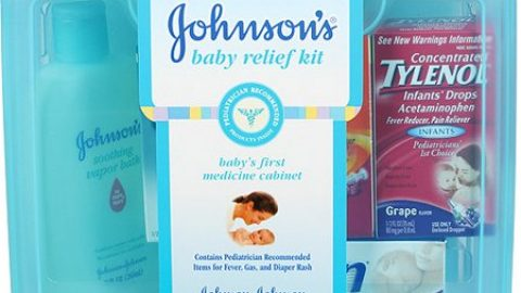 Get Johnson's Baby Relief kit