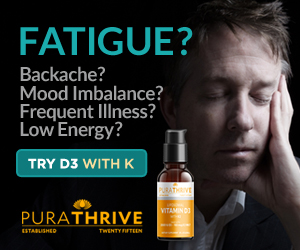 Purathrive vitamin d3 with k2