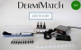 Get $20 off on purchases of Dermimatch product over $200